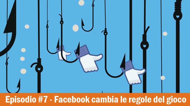 nuove regole Facebook